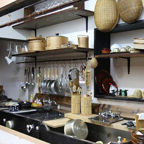 What I Enjoyed Most Was Using All The Different Japanese Kitchen Utensils.  Heavy Clay Pots For Cooking Rice And Hotpot, Rectangular Frying Pans For U201c  ...