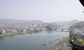 The Kisogawa River