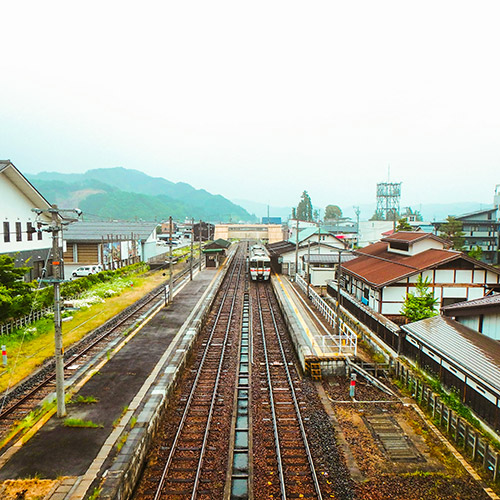 A visit to Hida Furukawa, a famous animated movie town full of dynamic and traditional Japanese culture