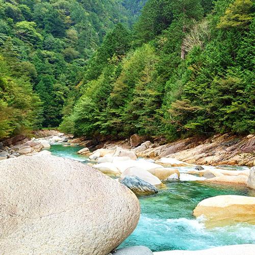 Atera Keikoku: An enchanted valley in Southern Nagano