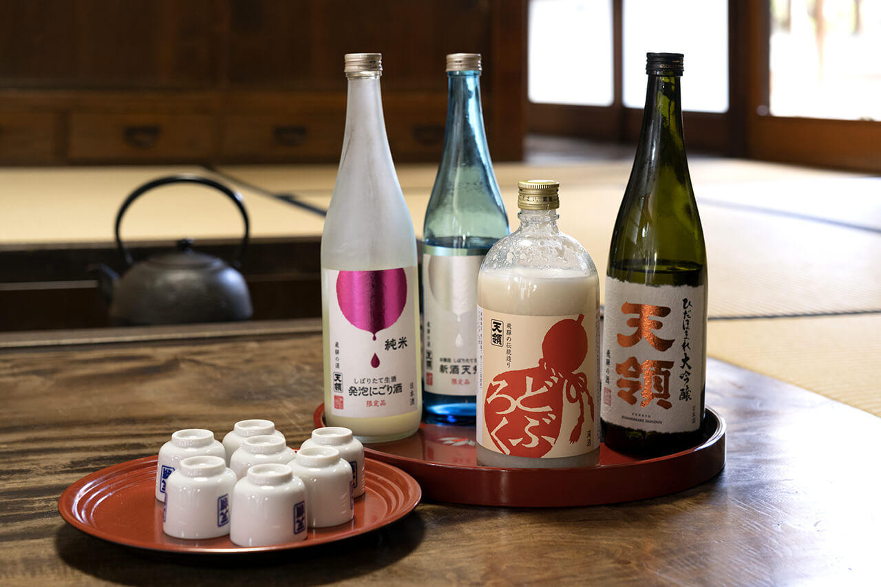 Sake: Japanese Rice Wine